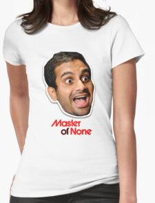 Master of none Womens Fitted T-Shirt