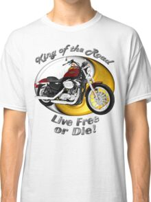 Harley Davidson Sportster King Of The Road Classic T-Shirt