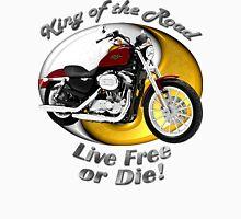 Harley Davidson Sportster King Of The Road Unisex T-Shirt