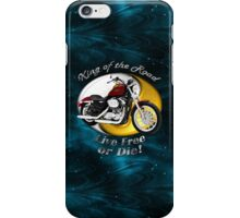Harley Davidson Sportster King Of The Road iPhone Case/Skin