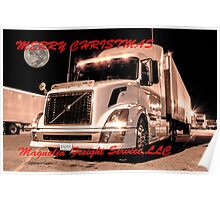 Magnolia Freight Service #2 Poster