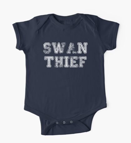 Once Upon a Time - Swan Thief One Piece - Short Sleeve