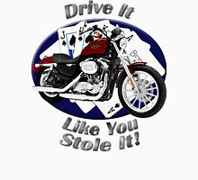 Harley Davidson Sportster Drive It Like You Stole It Unisex T-Shirt