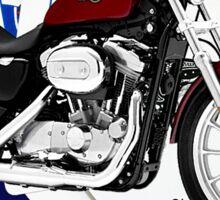 Harley Davidson Sportster Drive It Like You Stole It Sticker