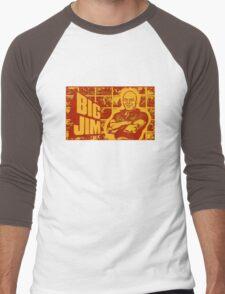 BIG JIM Men's Baseball ¾ T-Shirt
