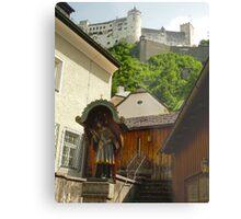 Salzburg Austria Metal Print