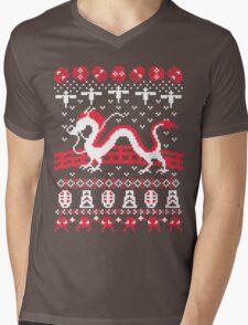 The Spirits of Christmas Mens V-Neck T-Shirt