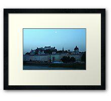 Salzburg Austria Framed Print