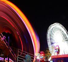 Loughborough Fair by Jonathan Cox