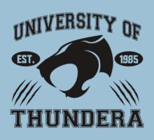 University of Thundera (black) by kingUgo