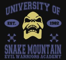 University of Snake Mountain by kingUgo