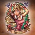 February Calendar by Tim  Shumate