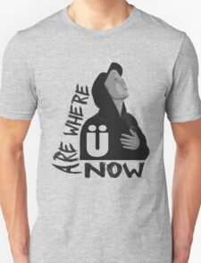 Where Are U Now // Purpose Pack // T-Shirt