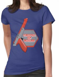 Weapon of Choice (Re-make) Womens Fitted T-Shirt