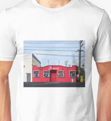 1907 Commercial Building, San Francisco Unisex T-Shirt