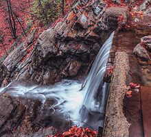 Falling Water by Aaron Campbell