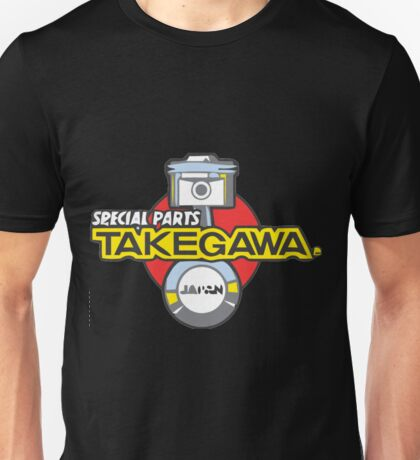 Takegawa Mini fourstroke Unisex T-Shirt