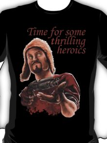 Jayne Cobb - Time For Some Thrilling Heroics T-Shirt
