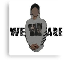 We Are // Purpose Pack // Canvas Print