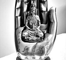 Kuan Yin Statue by Cee Neuner