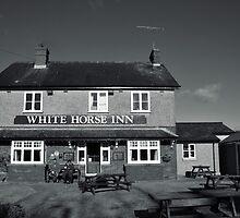 The White Horse Inn-Litton Cheney, Dorset UK by lynn carter