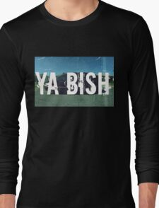 Kendrick Lamar - Ya' Bish Long Sleeve T-Shirt
