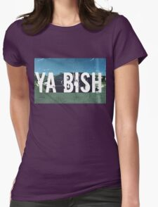 Kendrick Lamar - Ya' Bish Womens Fitted T-Shirt