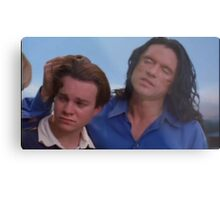 Tommy and Denny Metal Print