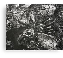 Flight into the Prelude of Arrival Canvas Print