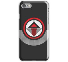 Abstract Triangle Design iPhone Case/Skin