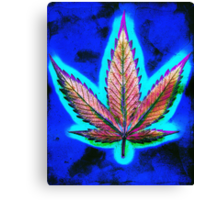 Hemp Lumen #10 Marijuana/Cannabis Canvas Print