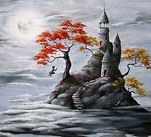 My Tower and I by Hannah Aradia