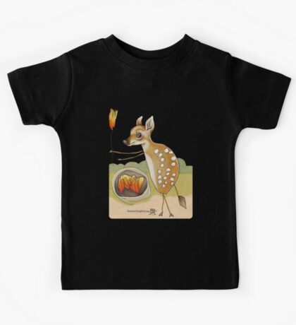 Camping Deer Kids Clothes