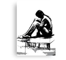 Girl2 Canvas Print