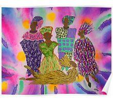 Rainbow Dance Ensemble Poster