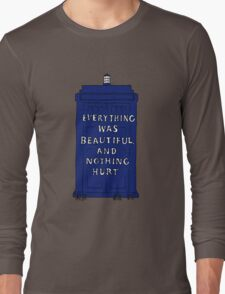 Unstuck in Time Long Sleeve T-Shirt