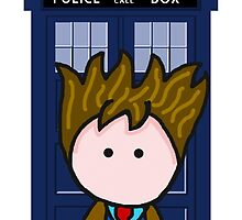 The 10th Doctor by LCarr