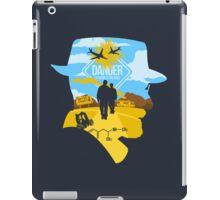 Extremely Volatile iPad Case/Skin