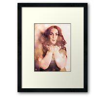 34/365 Framed Print