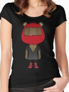 Ski Mask Women's Fitted Scoop T-Shirt