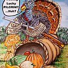 Feeling Lucky, Pilgrim? by WildestArt