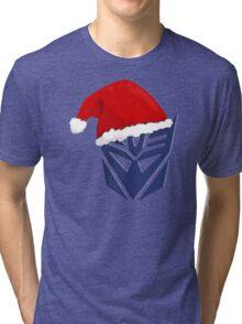 Decepticon X-Mas Tri-blend T-Shirt