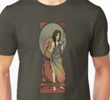 Hunger Games - Katniss - Art Nouveau Unisex T-Shirt