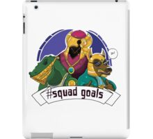 Shurima Squad Goals iPad Case/Skin