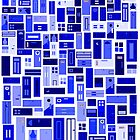 Doors - Blues by FinlayMcNevin