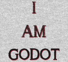 I Am Godot One Piece - Long Sleeve