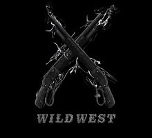 Wild Wild West by brettus1989