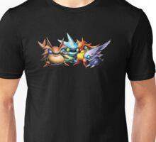 Golden Sun djinns Unisex T-Shirt