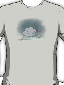 I Wandered Lonely as a Cloud T-Shirt