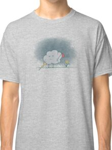 I Wandered Lonely as a Cloud Classic T-Shirt